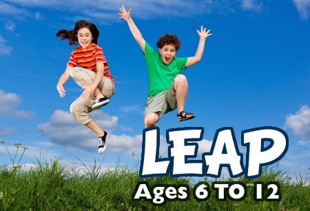 Leap - Ages 6 to 12