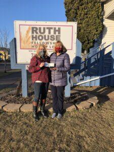 Ruth House Donation